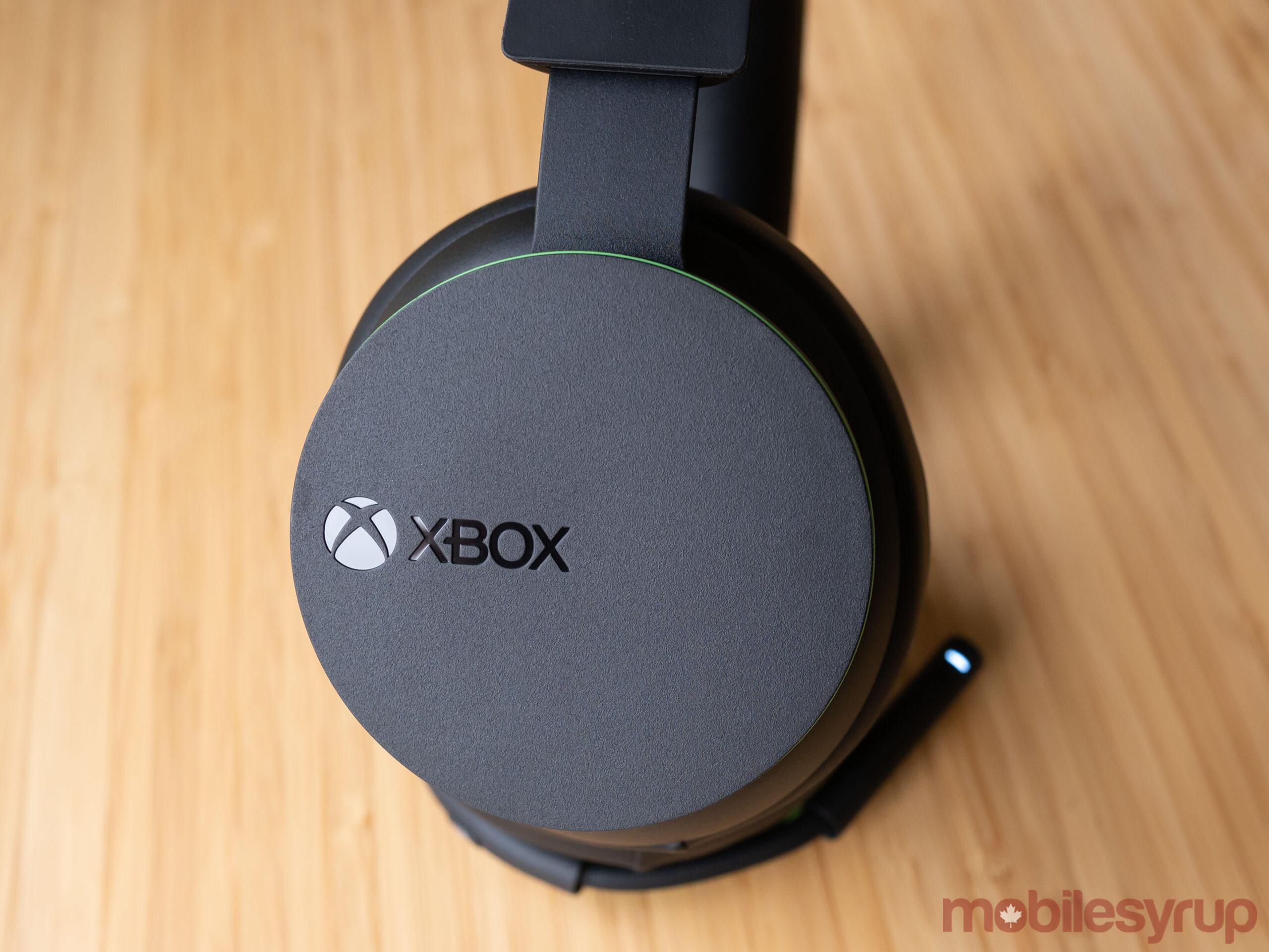 Xbox Wireless Headset logo